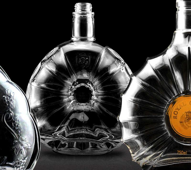 影響玻璃酒瓶光滑度的因素