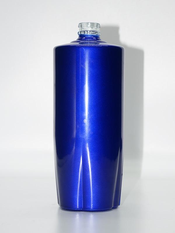 仿陶玻璃瓶